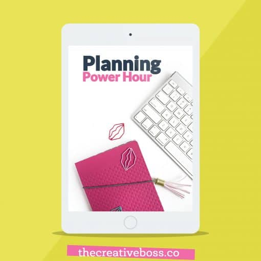 Planning Power Hour